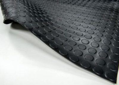 wyroby gumowe - wykładzina gumowa molet