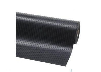 wyroby gumowe - wykładzina gumowa szeroki ryfel
