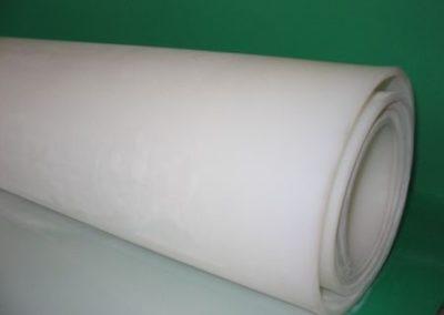 wyroby silikonowe - płyta silikonowa lita